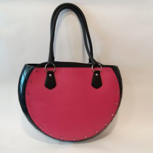 TY'S Saffiano Fuxia Made in Italy