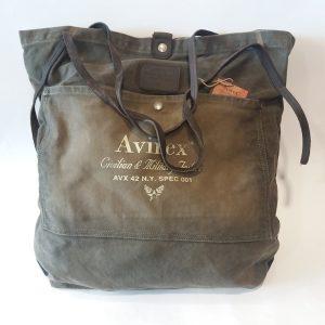 AVIREX Shopping AVX SHPBG GREEN
