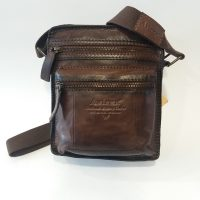 AVIREX BORSETTO IN PELLE BROWN WLD 21968 BW