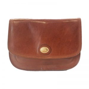 The Bridge Borsa Messenger 04402201-14 Marrone